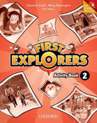 First Explorers: Level 2: Activity Book with Online Practice (2014)