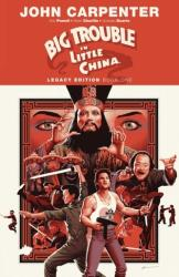Big Trouble in Little China Legacy Edition Book One (ISBN: 9781684153336)