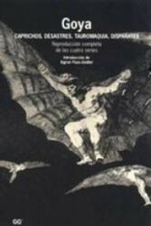 Goya : caprichos, desastres, tauromaquia, disparates - Sigrum Paas-Zeidler, Abelardo Martínez de Lapera (ISBN: 9788425209802)