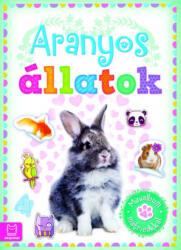 Aranyos állatok (ISBN: 9789634920502)