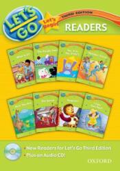 Let's Go: Let's Begin Readers Pack - Lynne Robertson, Maurie J. Manning, Peggy Tagel, Brenda Sexton, Yu-Mei Han, Kathryn L. O'Dell, David Austin Clar, Kristina Krhin, Jacqueline Decker, J (2007)