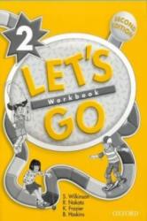 Let's Go: 2: Workbook - B. Hoskins, R. Nakata, etc. , Karen Frazier, S. Wilkinson (2000)