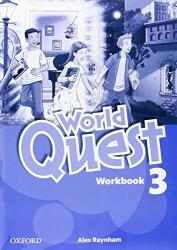 World Quest: 3: Workbook - Alex Raynham (2013)