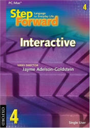 Step Forward 4: Step Forward Interactive CD-ROM - Jayme Adelson-Goldstein, Barbara Denman (2007)
