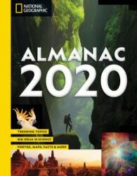 NG Almanac 2020 - National Geographic, Cara Santa Maria (2019)