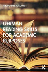 German Reading Skills for Academic Purposes (2019)