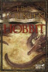 Der Hobbit, illustrierte Ausgabe - John R Tolkien, Alan Lee, Wolfgang Krege (2009)
