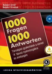1000 kérdés 1000 válasz - német + mp3 CD LX-0050 (2002)