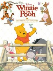 WINNIE THE POOH STORYBOOK TREASURY (ISBN: 9781368018616)