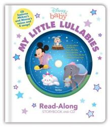 DISNEY BABY MY LITTLE LULLABIES READALON (ISBN: 9781368023733)