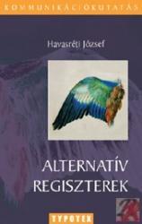 Havasréti József: Alternatív regiszterek könyv (2006)