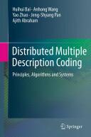 Distributed Multiple Description Coding (2011)