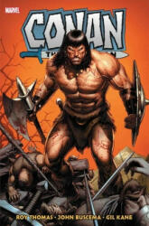 Conan The Barbarian: The Original Marvel Years Omnibus Vol. 2 (ISBN: 9781302915148)