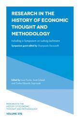 Including a Symposium on Ludwig Lachmann (ISBN: 9781787698628)