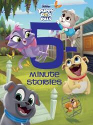 5MINUTE PUPPY DOG PALS STORIES (ISBN: 9781368047005)