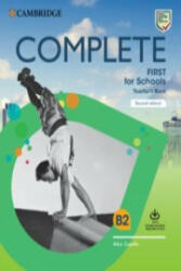Complete First for Schools 2nd Edition Teacher's Book with Downloadable Resource Pack (ISBN: 9781108642033)