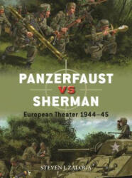 Panzerfaust vs Sherman - European Theater 1944-45 (ISBN: 9781472832313)