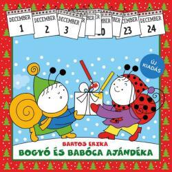 Bogyó és Babóca ajándéka - Adventi kifestő (2019)