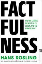 Factfulness - Hans Rosling, Anna Rosling Rönnlund, Ola Rosling, Hans Freundl, Hans-Peter Remmler, Albrecht Schreiber (ISBN: 9783548060415)