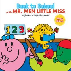 Back to School with Mr. Men Little Miss (ISBN: 9780593093030)