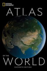 National Geographic Atlas of the World Eleventh Edition - National Geographic, Alex Tait (ISBN: 9781426220586)