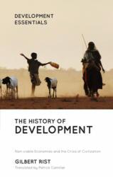 History of Development - Gilbert Rist (ISBN: 9781786997562)