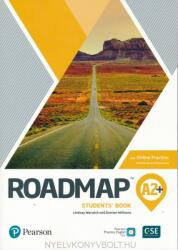 Roadmap A2+ Students' Book with Online Practice, Digital Resources & App Pack (ISBN: 9781292271880)