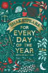 Shakespeare for Every Day of the Year (ISBN: 9781509890323)