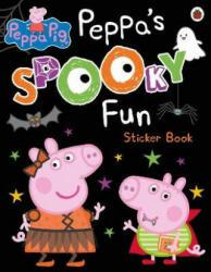 Peppa Pig: Peppa's Spooky Fun Sticker Book - Peppa Pig (ISBN: 9780241373422)