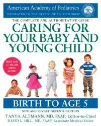 Caring for Your Baby and Young Child, 7th Edition (ISBN: 9781984817709)