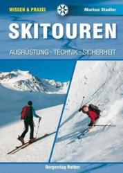 Sítúrák segédkönyv / Skitouren / Bergverlag Rother (2012)