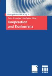 Kooperation Und Konkurrenz (2007)