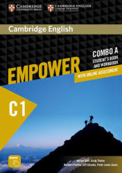 Cambridge English Empower Advanced Combo A with Online Assessment - Adrian Doff (ISBN: 9781316601327)