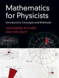 Mathematics for Physicists (ISBN: 9781108471220)