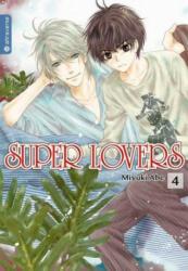 Super Lovers 04 - Abe Miyuki (ISBN: 9783963580659)