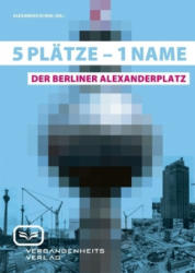 5 Plätze - 1 Name - Johanna Drescher, Robert Liebscher, Eszter Kiss, Jascha Braun, Berit Becker, Alexander Schug (2008)