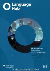 Language Hub Pre-Intermediate Student's Book with Student's App - Daniel Brayshaw, Jon Hird (ISBN: 9781380016904)