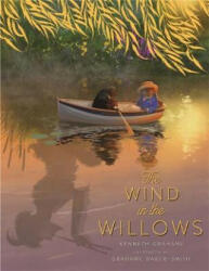 Wind in the Willows - Kenneth Grahame, Grahame Baker-Smith (ISBN: 9781783708505)