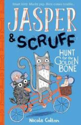 Hunt for the Golden Bone (ISBN: 9781788950534)