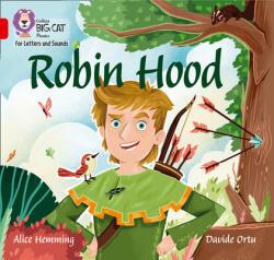 Robin Hood - Alice Hemming (ISBN: 9780008351977)
