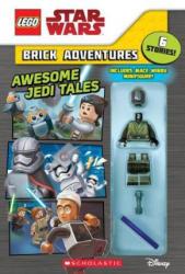 LEGO Star Wars: Awesome Jedi Tales - Ace Landers (ISBN: 9781407197074)