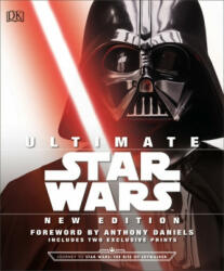 Ultimate Star Wars New Edition The Definitive Guide to the Star Wars Universe (ISBN: 9780241357668)