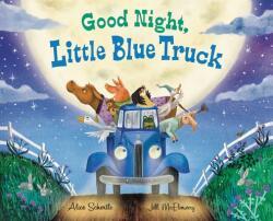Good Night, Little Blue Truck (ISBN: 9781328852137)