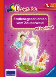 Erstlesegeschichten vom Zauberwald - Thilo, Markus Grolik, Lila L. Leiber, Almud Kunert, Markus Grolik (ISBN: 9783473361229)