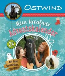 Ostwind: Mein kreativer Adventskalender - Alias Entertainment GmbH (ISBN: 9783473491544)