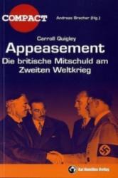Appeasement - Carroll Quigley, Andreas Bracher (2010)