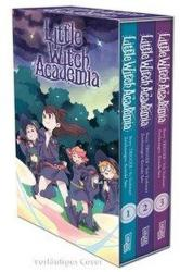 Little Witch Academia, Bnde 1-3 im Sammelschuber (ISBN: 9783551794055)