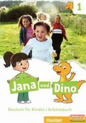 Jana und Dino 1 - Manuela Georgiakaki, Michael Priesteroth (ISBN: 9783191110611)