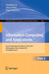 Information Computing and Applications (2012)