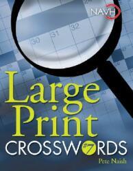 Large Print Crosswords #7 (2008)